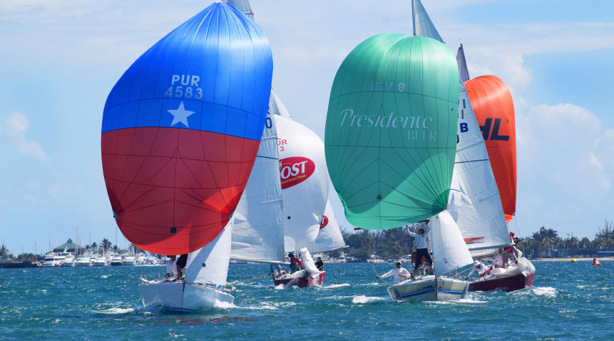 Discover the  Caribbean Regatta at the Ponce Yacht and Fishing Club.