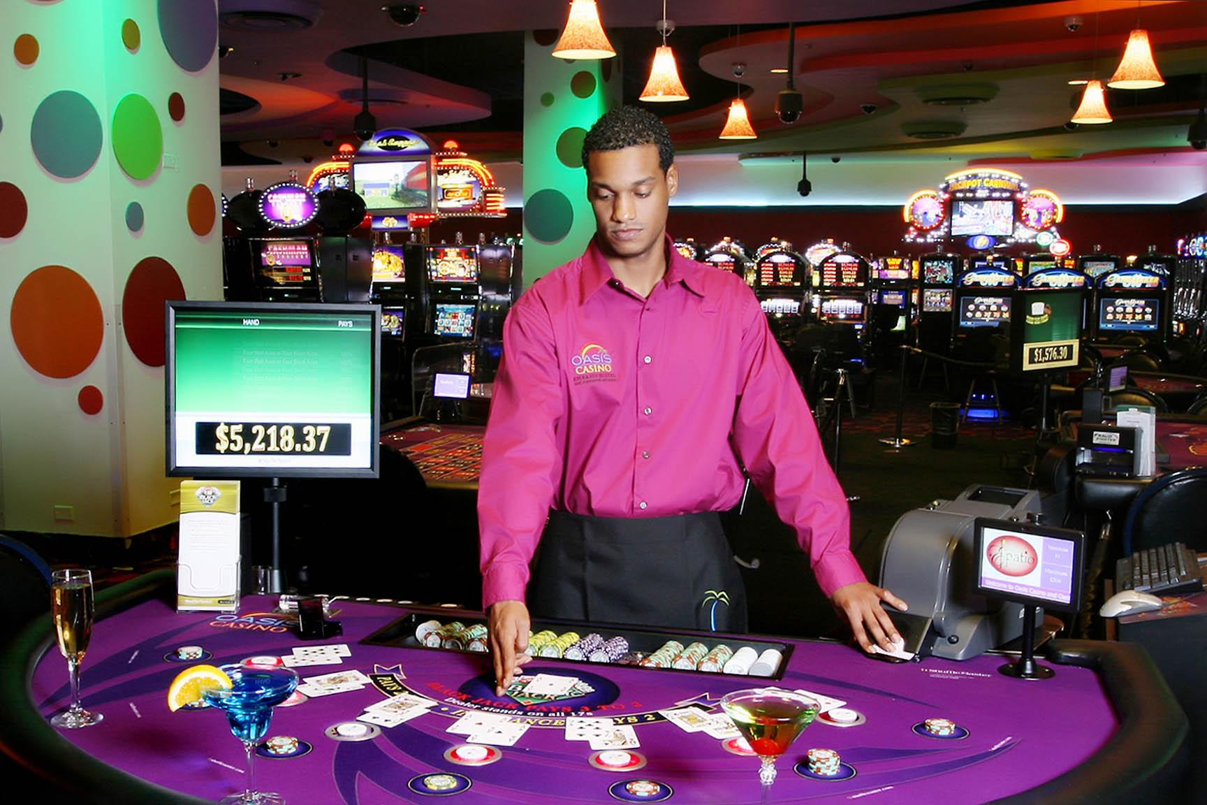 Casino Oasis Embassy Suites Puerto Rico