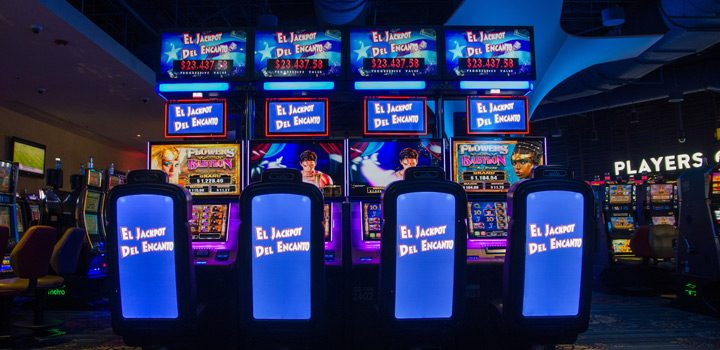 The new slots called Jackpot del Encanto introduced to 13 casinos around the island allow customers to opt for a bigger prize of. $20,000 or higher with betting a minimum of 40 cents and a maximum of $2.