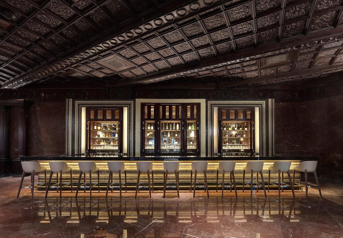 Gold Bar el San Juan Hotel PR