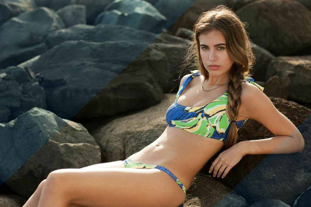 Ombak Swimwear is designed by Ana Cristina Ortiz for the adventurous, chic, jet-setter.