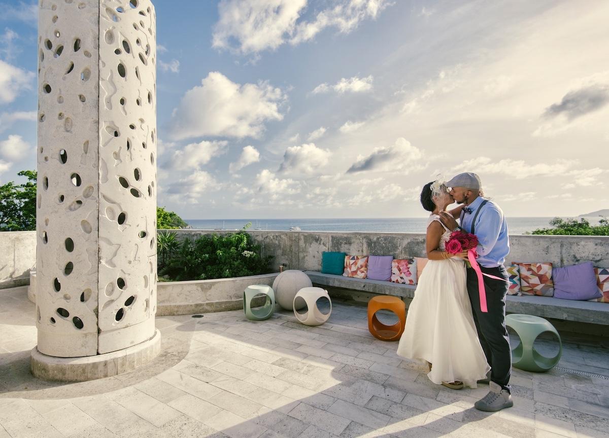 Puerto Rico Weddings El Blok Vieques PR