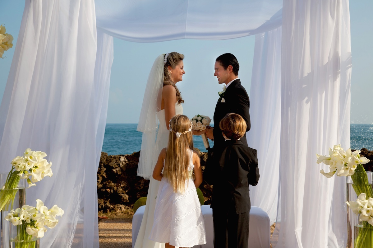 Puerto Rico Weddings The Condado Plaza Hilton PR