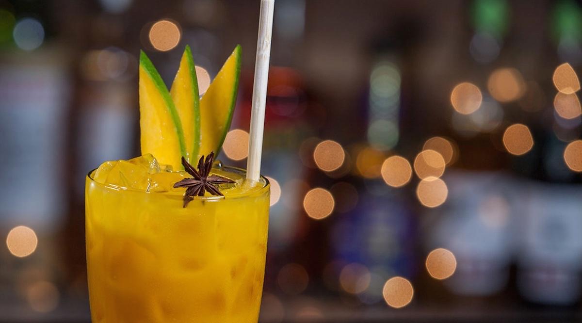 San Juan Caribar Cocktail Drink