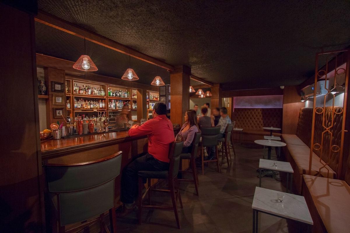 San Juan Puerto Rico La Union Speakeasy Bar