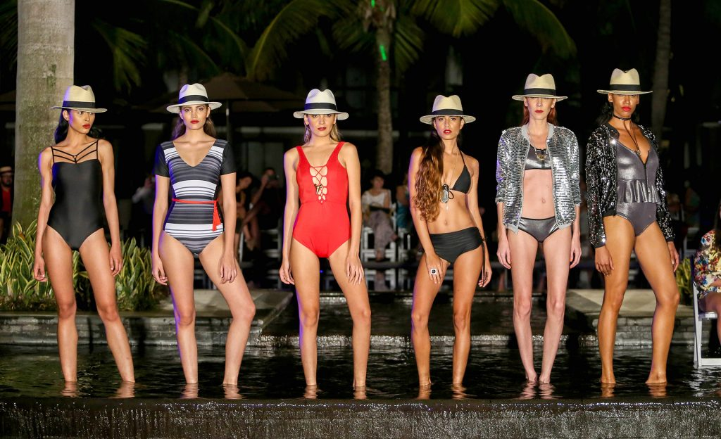 The W Vieques Retreat & Spa played host last summer to Swimsuit Fashion Week, where 16 local and international designers showcased their collections.