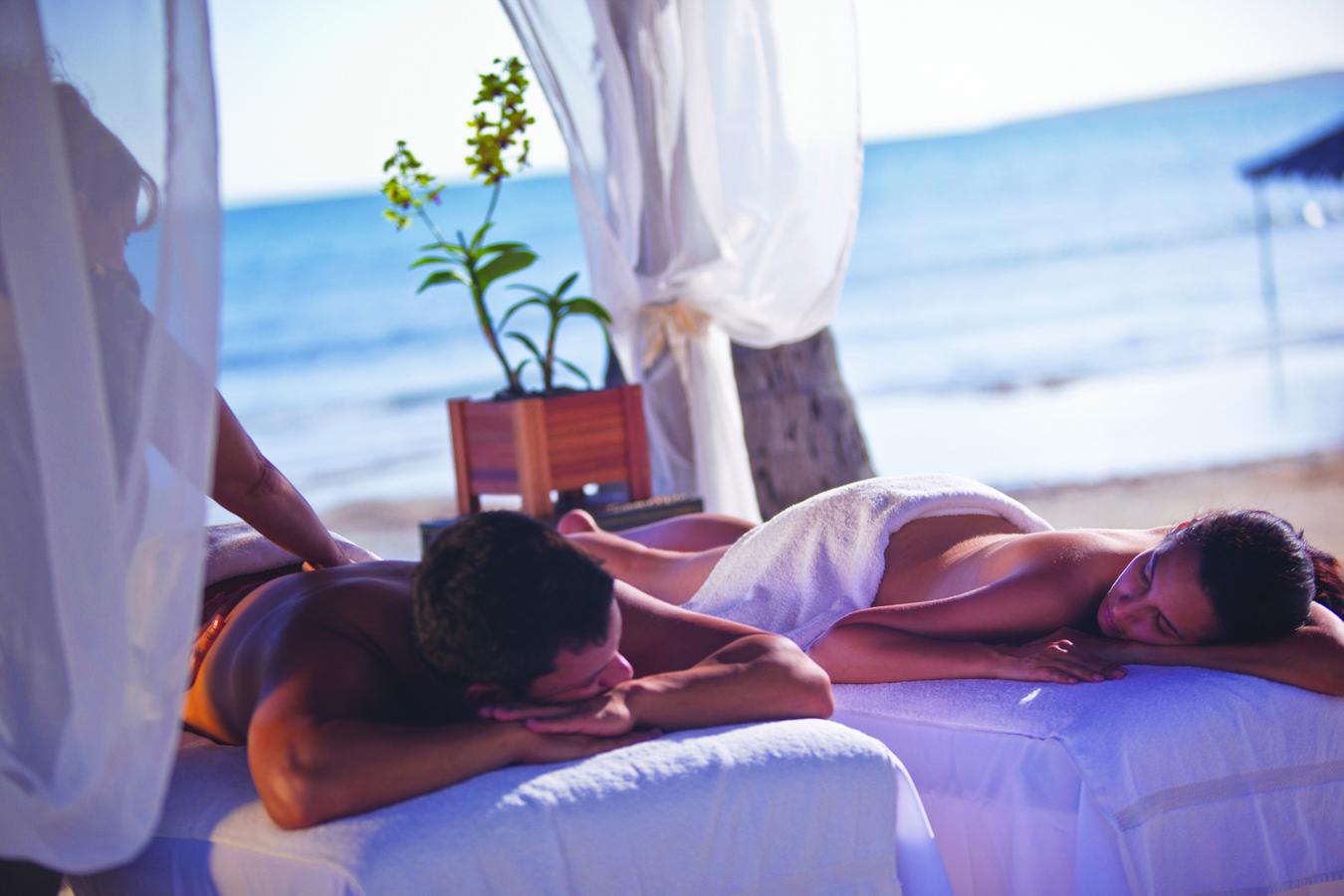 The Spa at Copamarina Beach Resort in Guanica.