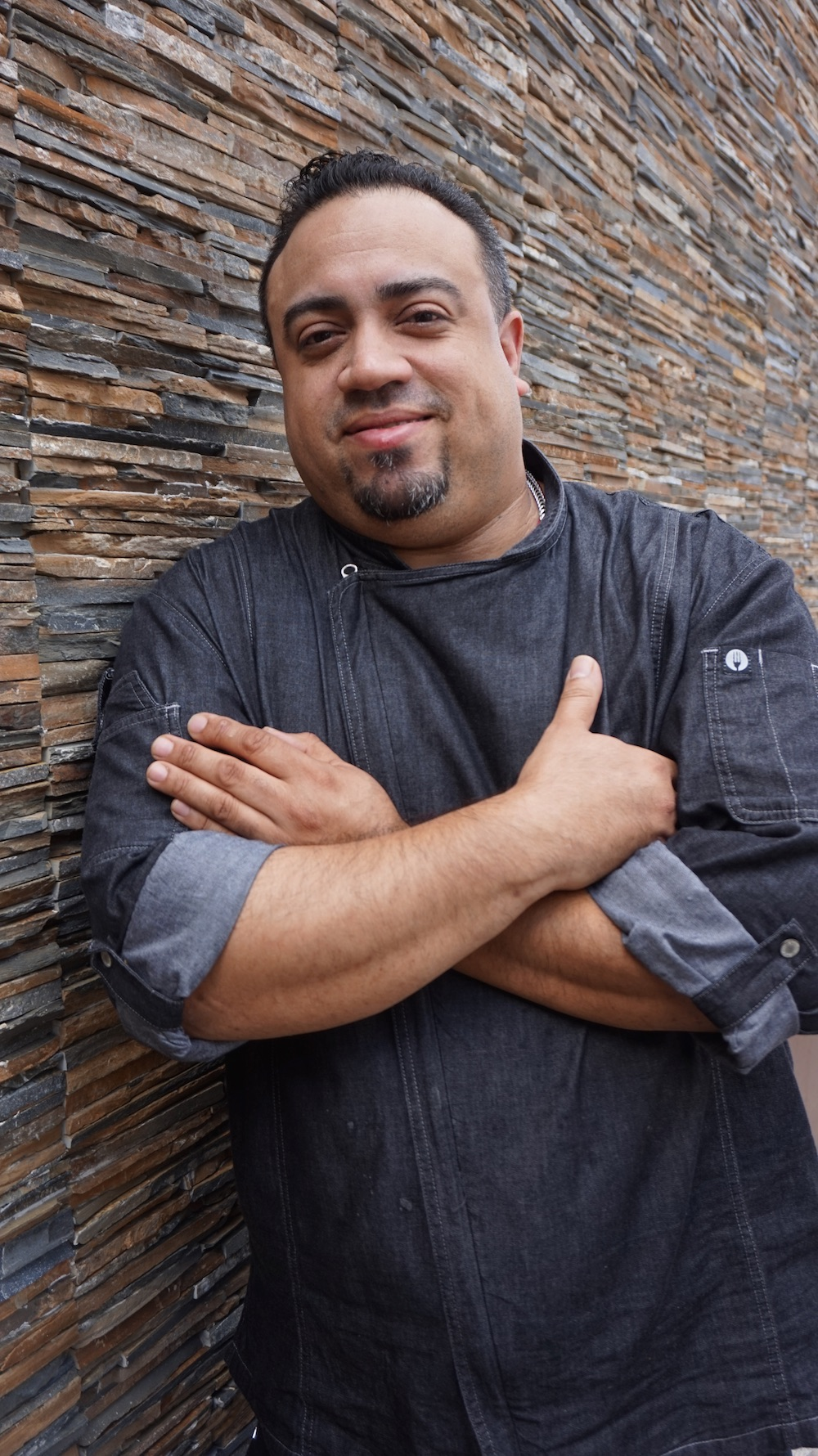 Chef Angel Santiago of Lola's Eclectic Cuisine at the Ponce Plaza Hotel & Casino features a menu that fuses classic dishes with Caribbean and Puerto Rican cuisine.
