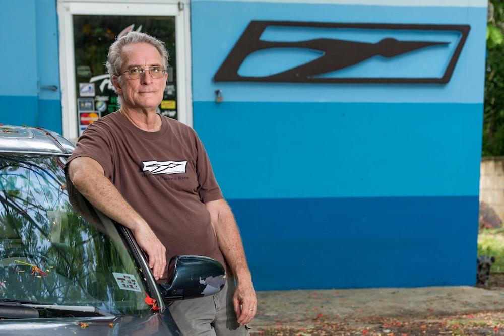 Nestor Ramirez, Pelicano Surfboard Shop