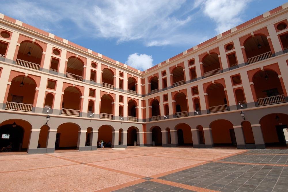 Old San Juan Ballaja Quarters, San Juan, Puerto Rico