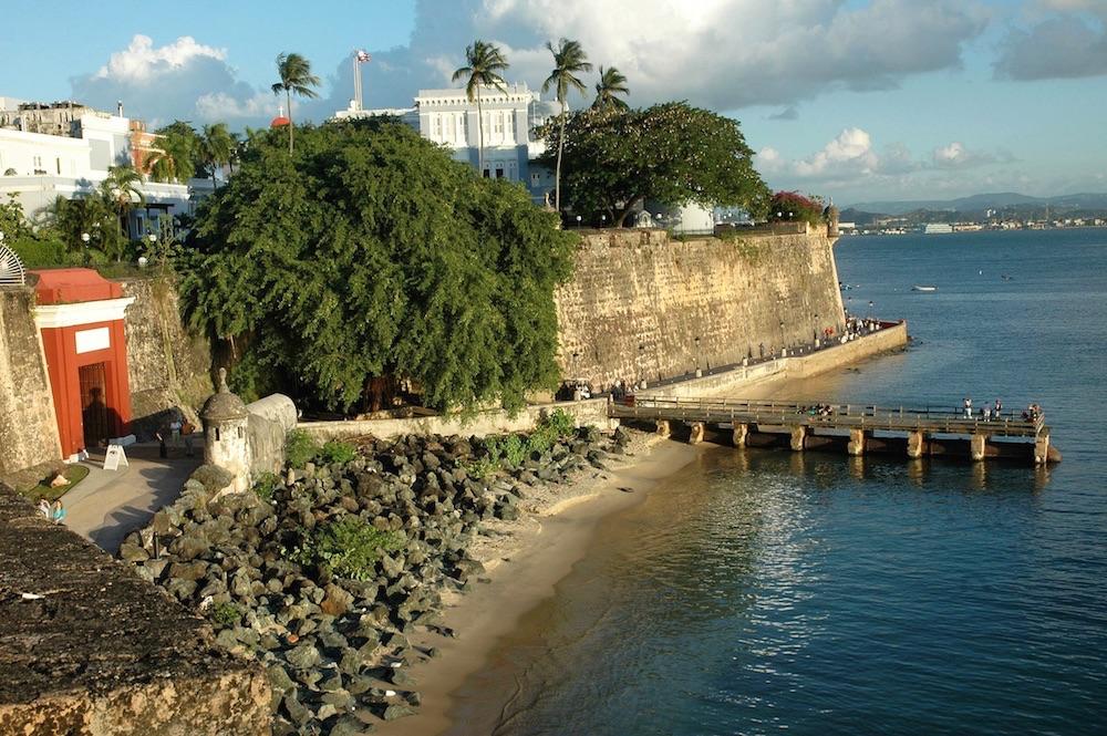 Puerta de San Juan, Old San Juan, Puerto Rico