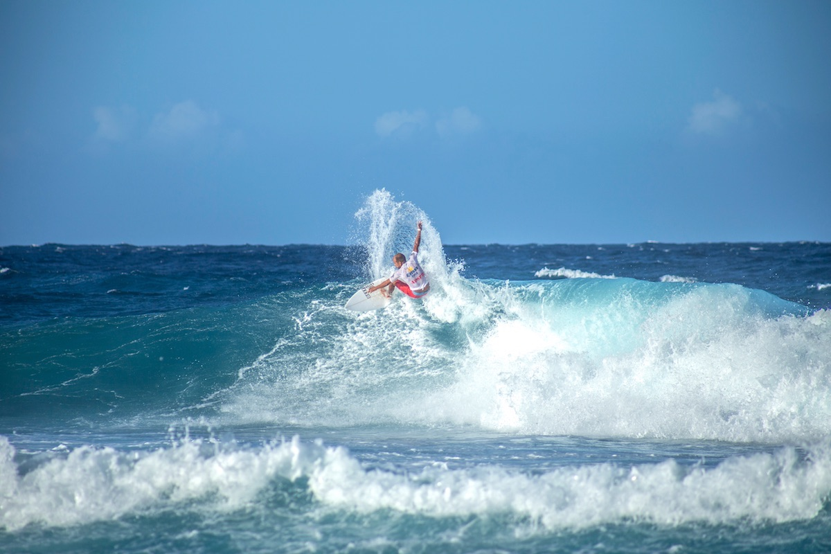 Puerto Rico Corona Surfing Competition
