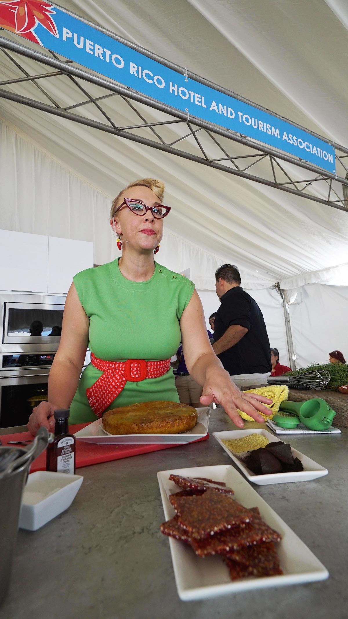 Saborea Puerto Rico Culinary