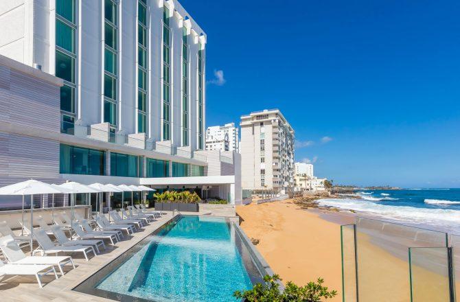 Serafina Beach Resort PR Ocean View