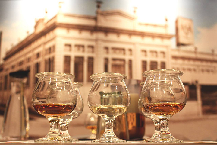 In-depth rum tasting continues to tantalize visitors.
