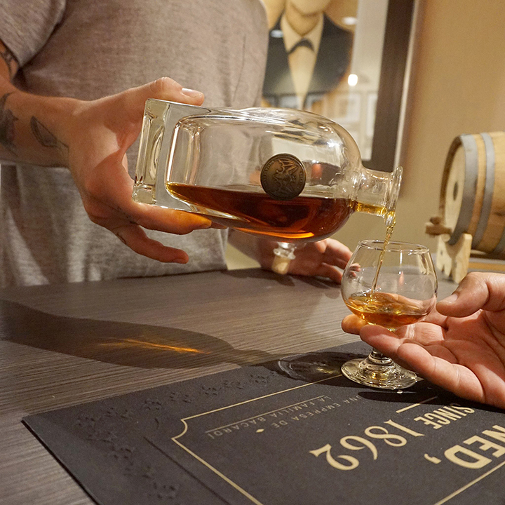Casa Bacardi offers an adults-only Rum Tasting Tour.