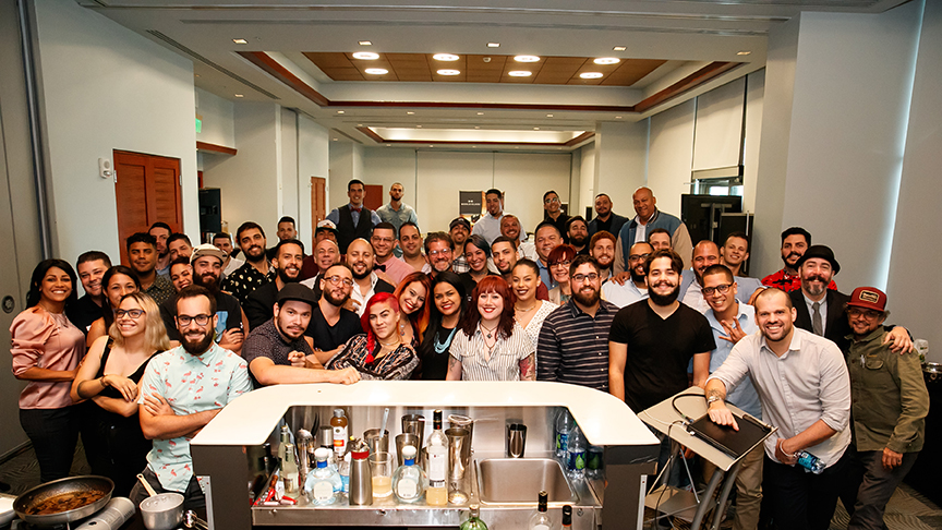 For the past nine years, the World Class Competition has stood out for its educational seminars for bartenders who work at premium bars and restaurants in Puerto Rico, which offer the Diageo Reserve brands.