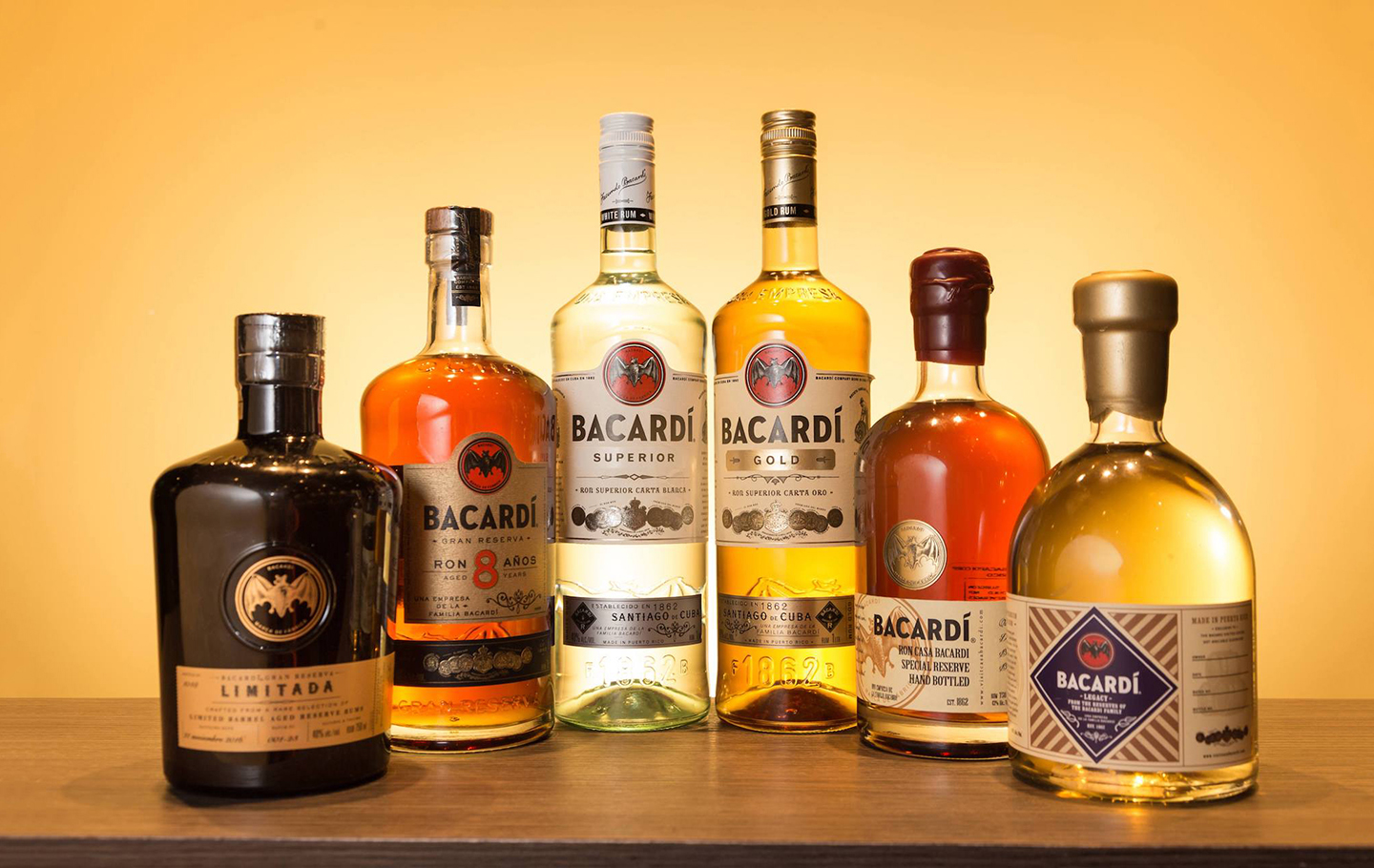 Casa Bacardi is the largest premium rum production facility in the world.