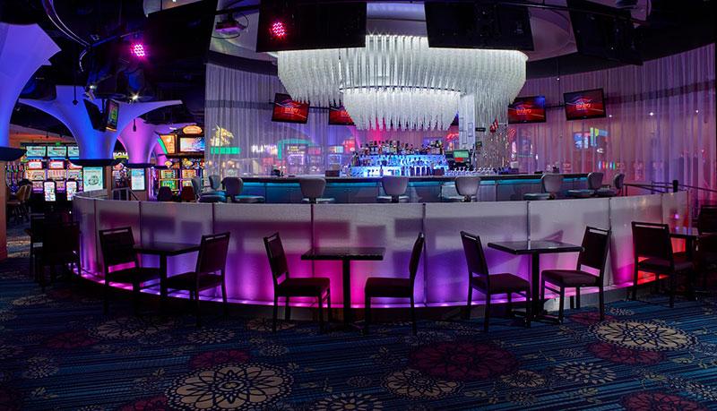 Bar in Casino Metro