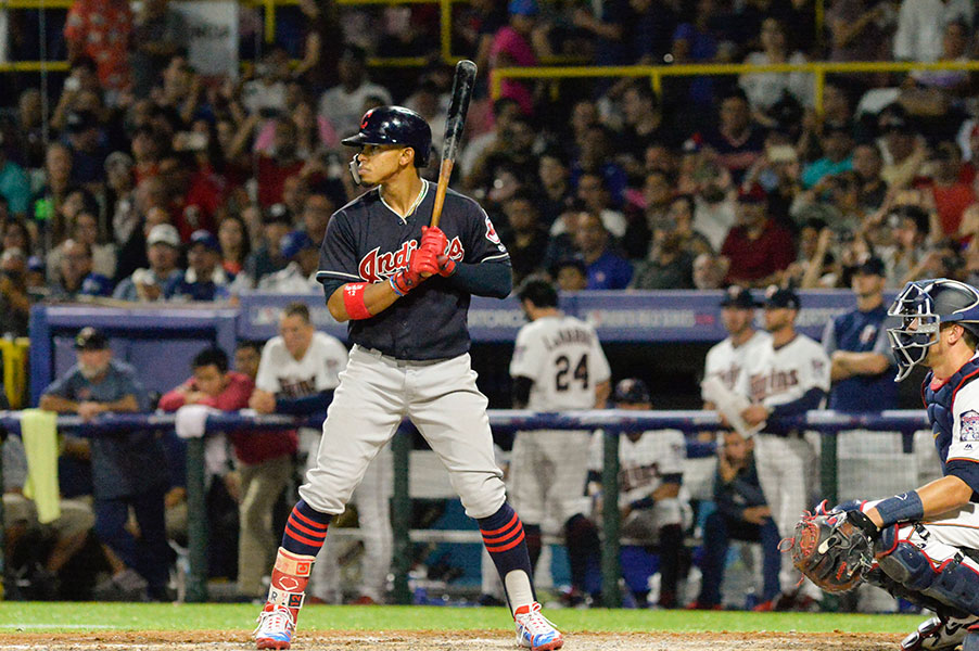 Francisco Lindor awarded a $10.5 million, one year deal.