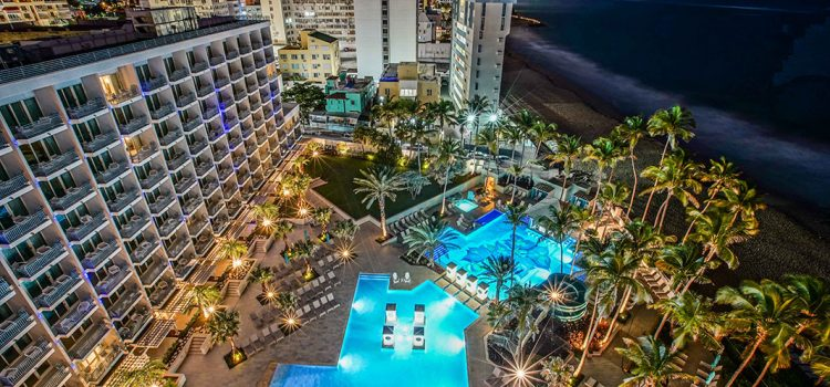 San Juan Marriott Resort and Stellaris Casino has been able to continue operating normally even as it forged ahead with its renovation agenda.