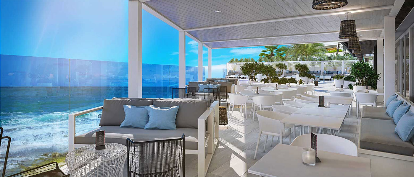 Serafina Beach Hotel, a $46 million boutique hotel in Condado, opened its doors in March 2018.