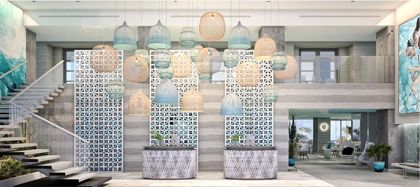 Serafina Beach Hotel, opened ready to attract affluent millennials looking for a fun getaway.