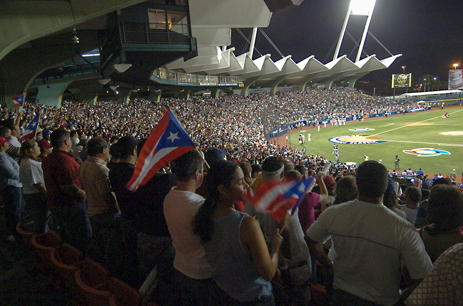 A new generation of young and exciting MLB players is drawing the attention back on Puerto Rico.