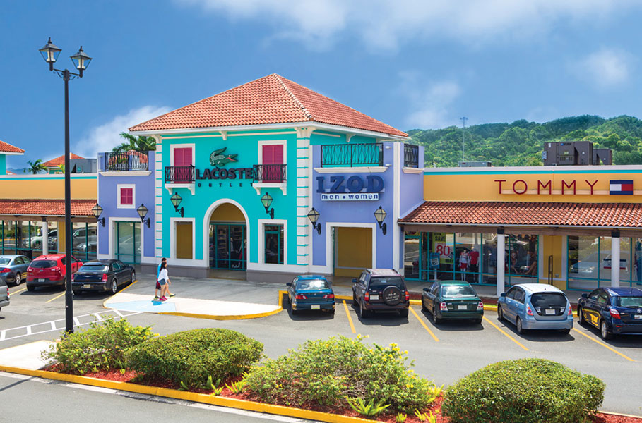 An affordable outpost for seasoned shoppers is Puerto Rico Premium Outlets in Barceloneta, just a 45-minute drive from San Juan.