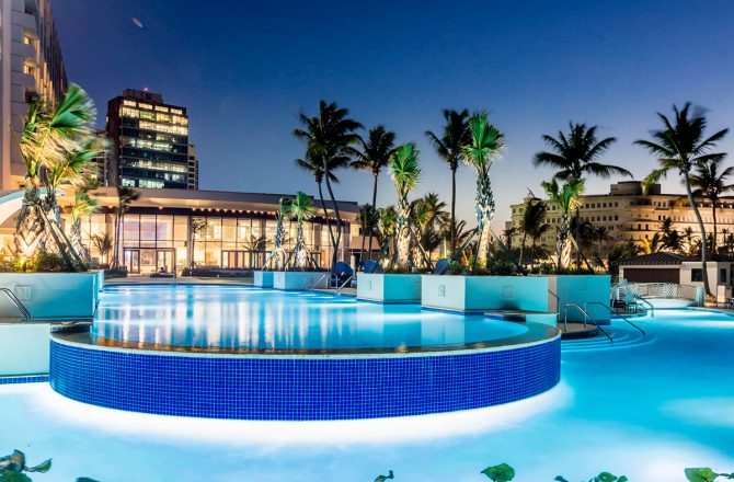 Caribe Hilton - Exterior